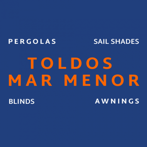 Toldos & Awnings Mar Menor Murcia + Costa Blanca Spain